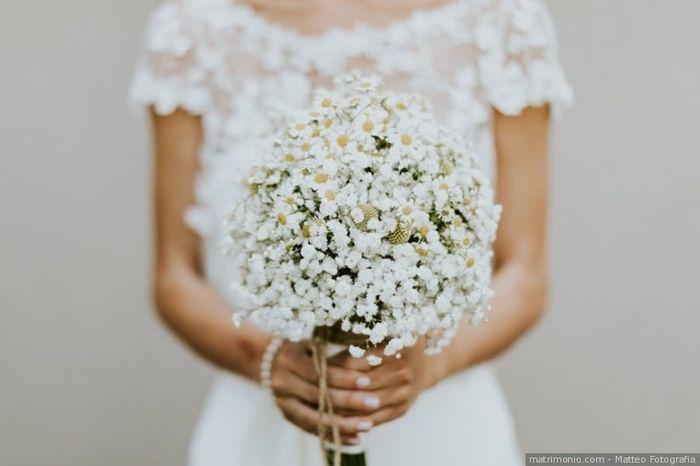 Bouquet: bianco o colorato? 1