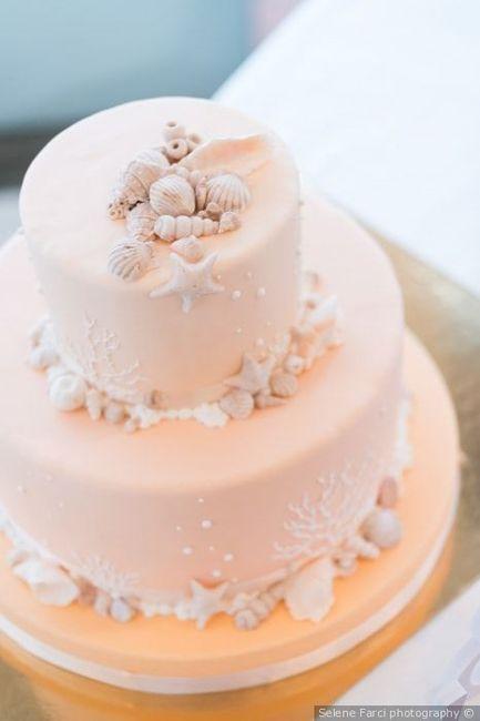 ¿Dudas sobre el tema de tu matrimonio? La torta 1