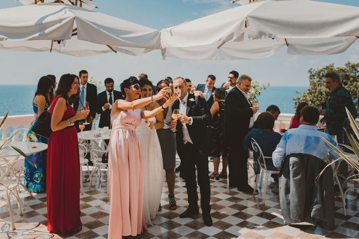 Quanti invitati parteciperanno alle tue nozze? 1