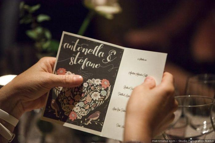 Metterai +1 nelle partecipazioni di nozze? 1