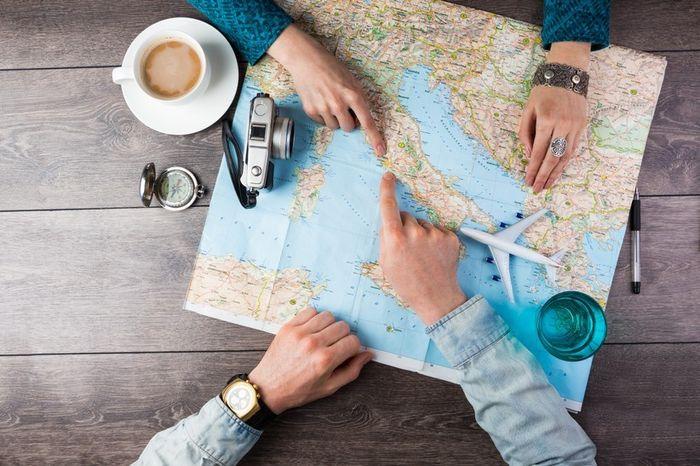 Quando e dove l'ultimo viaggio fatto insieme? 1