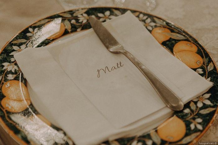 Scegli i piatti per la tua mise en place 2