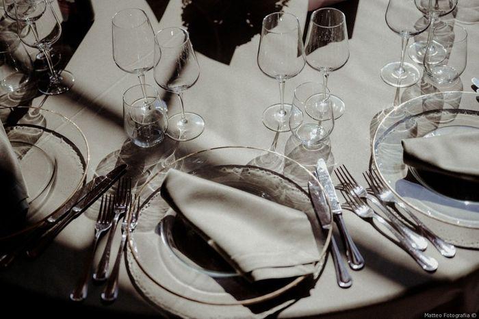 Scegli i piatti per la tua mise en place 3