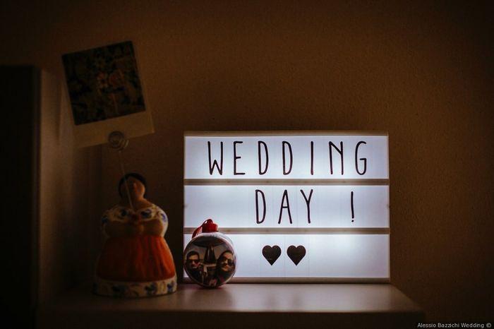 Fissare la data delle nozze 1