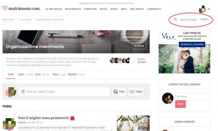 Come si usa il forum di Matrimonio.com? Istruzioni per l'uso 😉 5