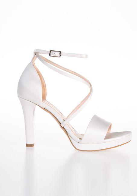 Indosseresti queste scarpe: sì o no? 2