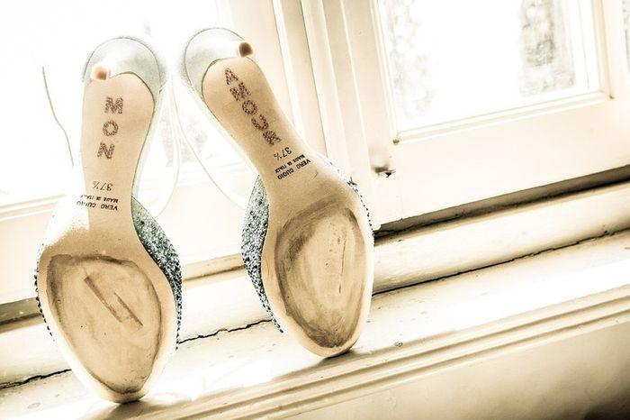 Firmerai la suola delle tue scarpe? 1