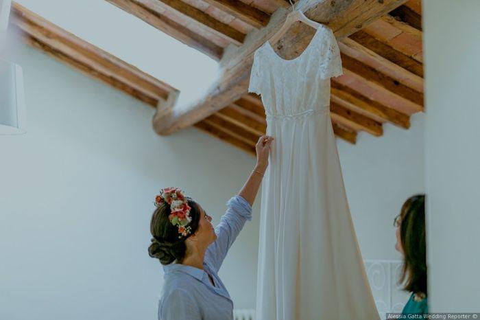 A cosa presti più attenzione durante la scelta del vestito? 1