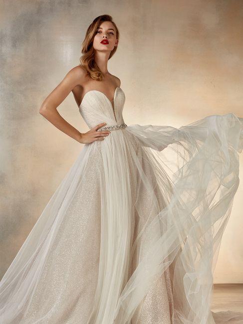 Sfida Admin: il tessuto stile principessa 2