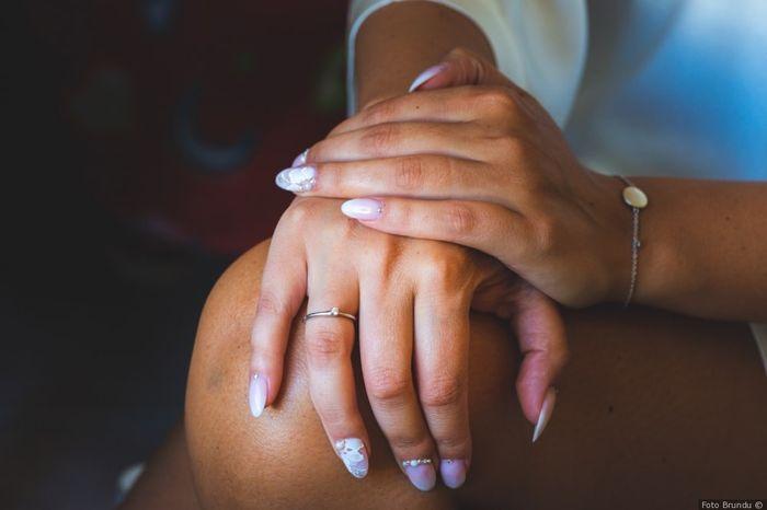 Sfida Admin: le unghie per le mani da principessa 2