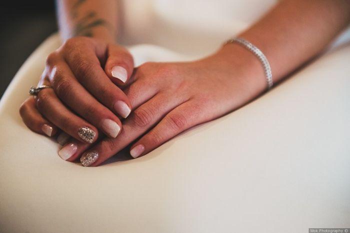 Sfida Admin: le unghie per le mani da principessa 3