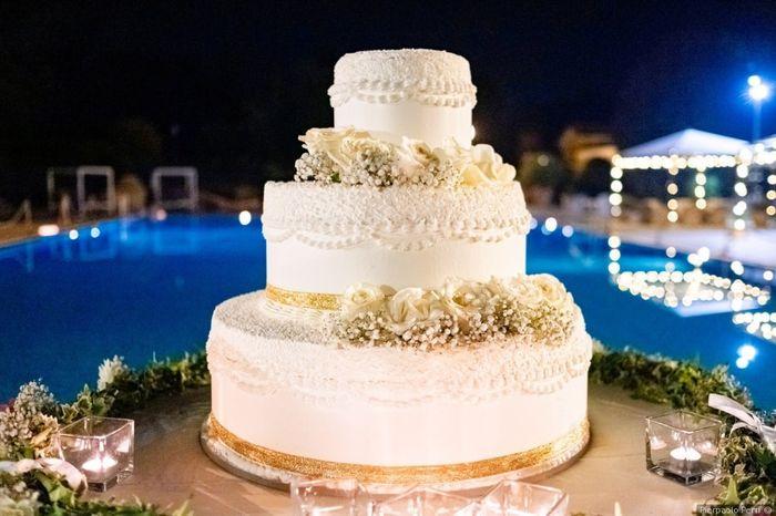 Risultato: la tua torta ideale in base alle tue nozze 1