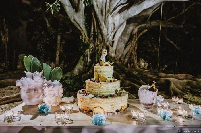 Risultato: la tua torta ideale in base alle tue nozze 2