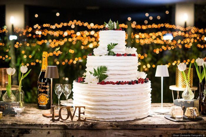 Risultato: la tua torta ideale in base alle tue nozze 3
