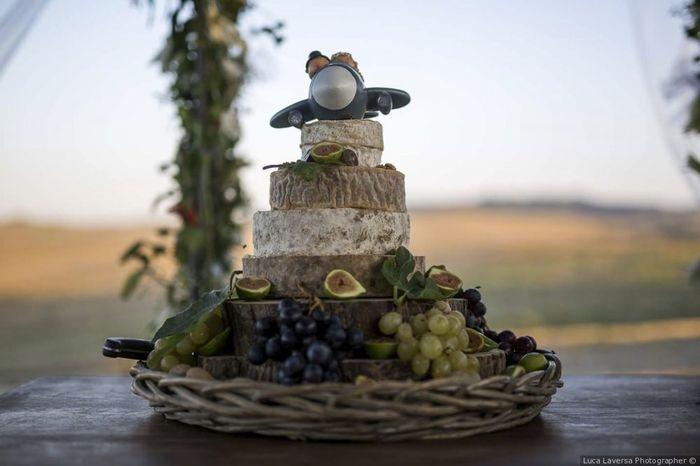 Risultato: la tua torta ideale in base alle tue nozze 4