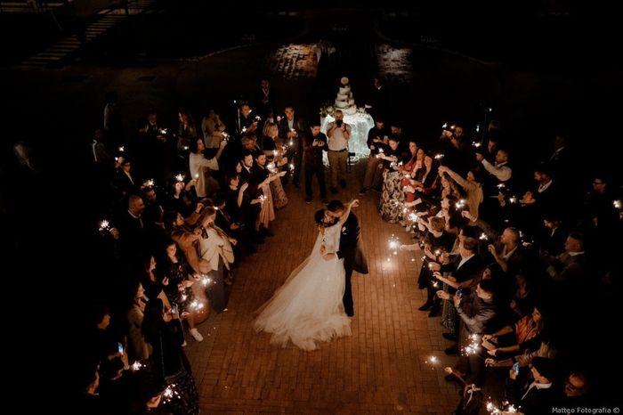 #Instantphoto: il primo ballo degli sposi 2