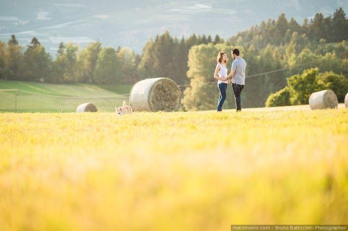 #Instantphoto: il servizio prematrimoniale 1