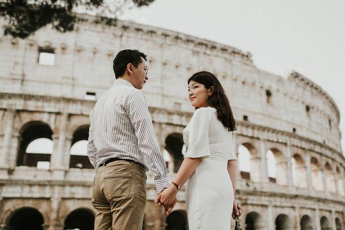 #Instantphoto: il servizio prematrimoniale 2