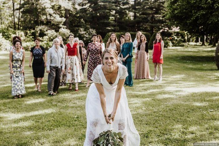 Team Bride: chi vorresti che prenda il bouquet? 1