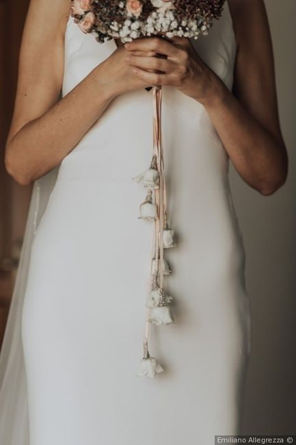Dettaglio nel bouquet: vi piacerebbe o no? 1
