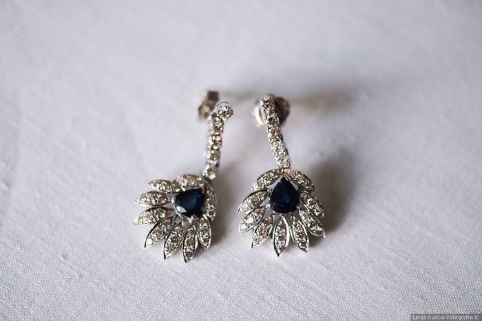 Il gioiello che indossereste indubbiamente per il vostro look sposa 4