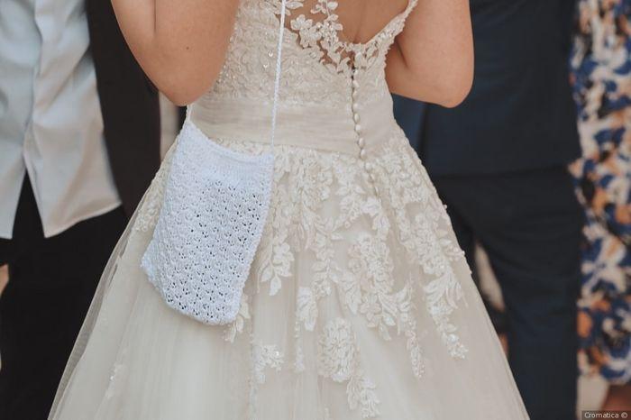Borsa per la sposa: sì o no? 1