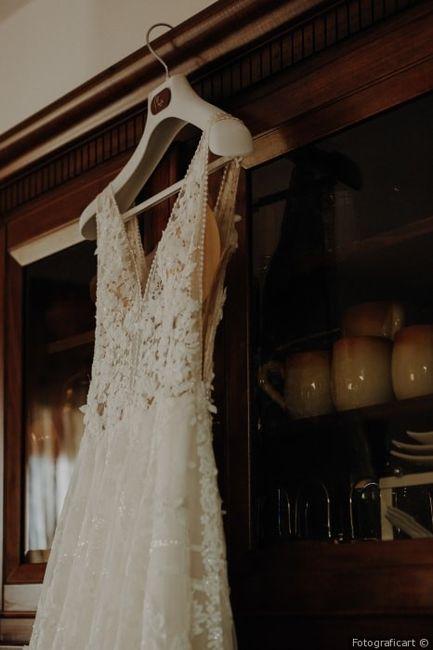 Quanti abiti da sposa hai provato finora? 1