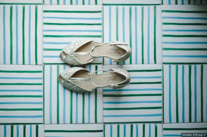 Quale materiale di scarpe preferite? 1