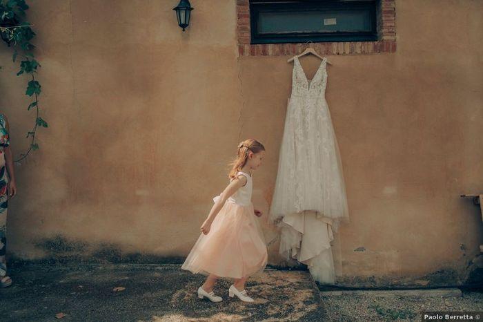 Scegli il colore dei vestiti delle damigelle d'amore che preferisci 🏳️🌈 7