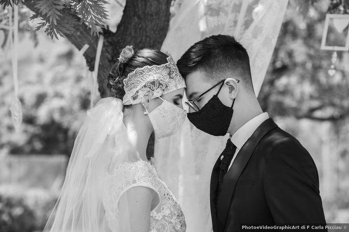 Omaggio a voi sposi italiani: i matrimoni di giugno 2020 1