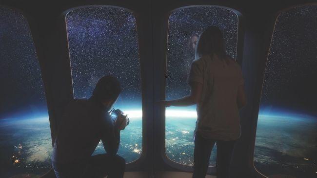 Un matrimonio nella stratosfera: è possibile? 1