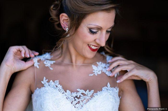 Vestito da sposa: con o senza maniche? 1