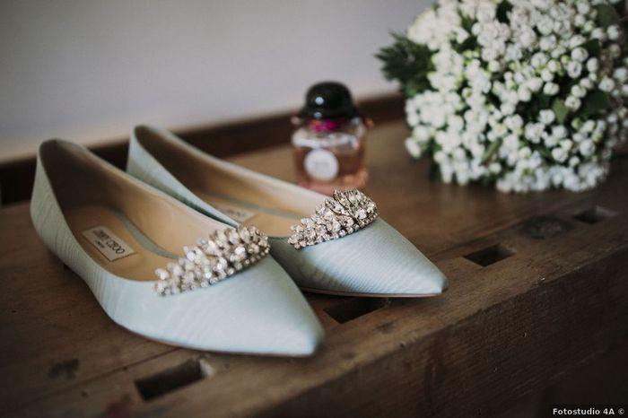 Queste scarpe: tanto, poco o abbastanza? 1