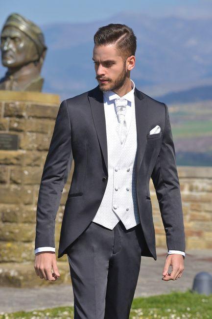 Questo look sposo: tanto, poco o abbastanza? 1