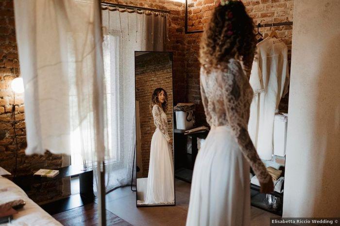 Vestito da sposa su misura: sì o no? 1