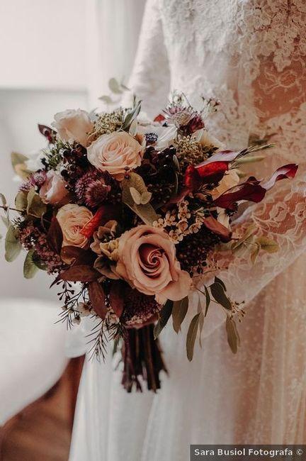 Matrimoni a prima vista: il bouquet 2