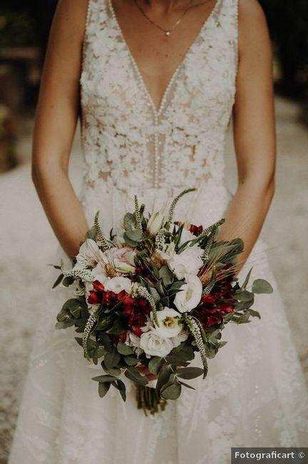 Matrimoni a prima vista: il bouquet 3