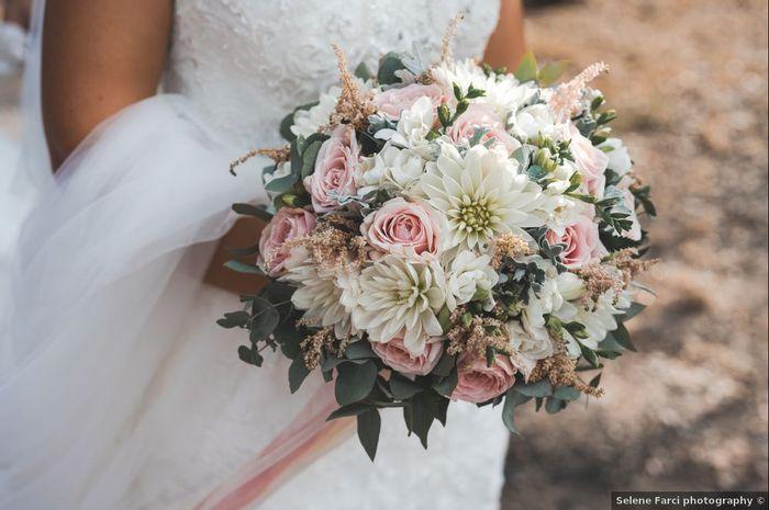 Matrimoni a prima vista: il bouquet 4