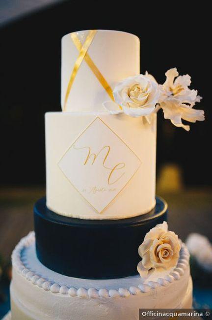 Matrimoni a prima vista: la torta 1
