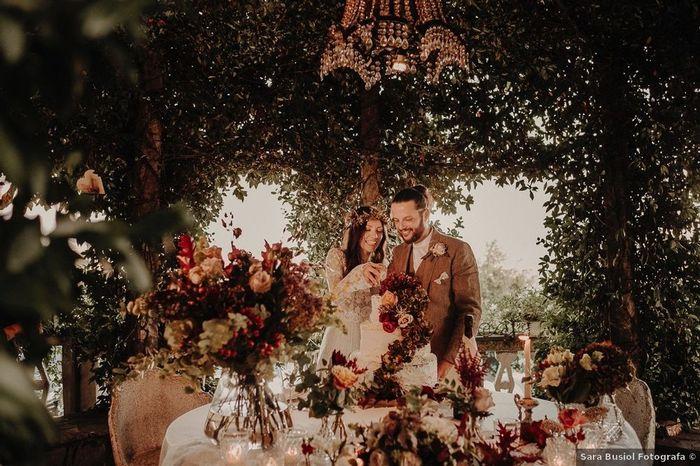 Matrimoni a prima vista: la torta 2