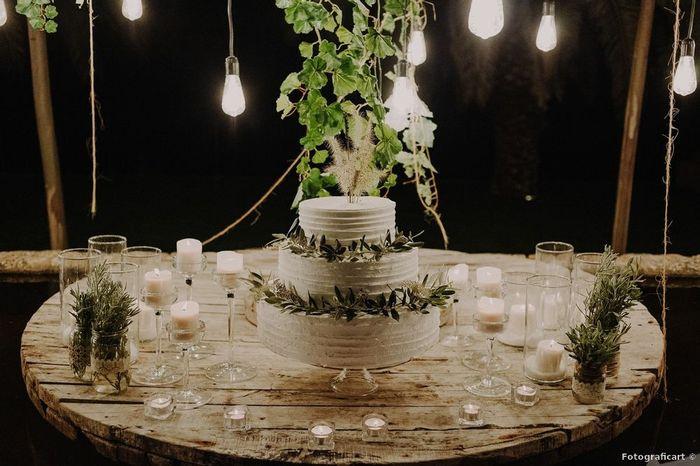 Matrimoni a prima vista: la torta 3