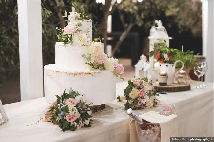 Matrimoni a prima vista: la torta 4