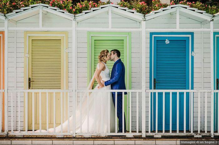 Sposi che sono convolati a nozze durante il Covid-19: lasciate qui i vostri consigli! 👇 1