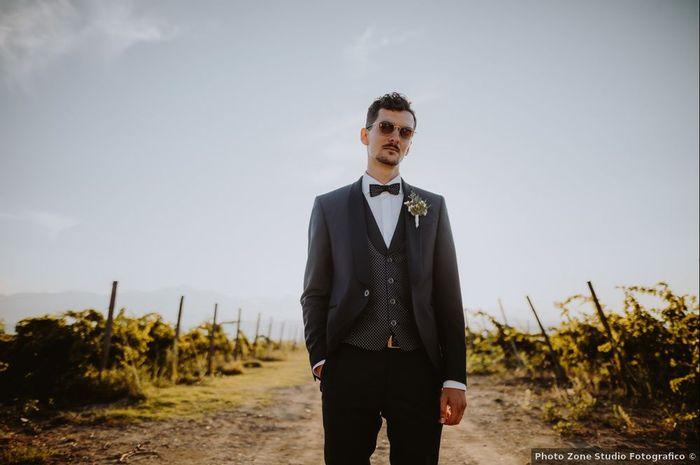 Quale look sposo ti piace di più? 1
