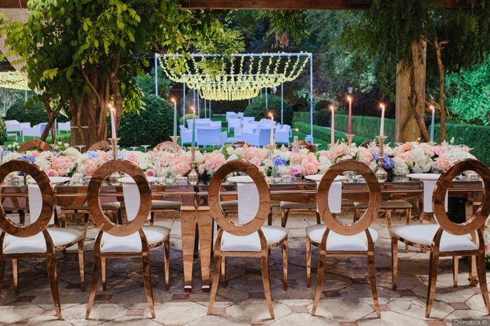 Quali sedie per il banchetto sceglierai? 3