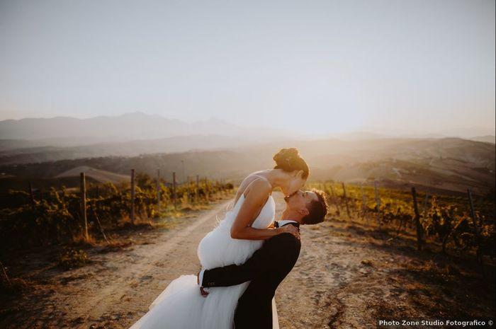 Matrimonio: con il caldo o con il freddo? 1