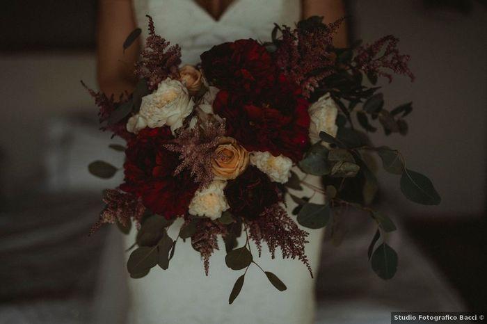 9 fiori di stagione per un matrimonio in autunno 🍁 1