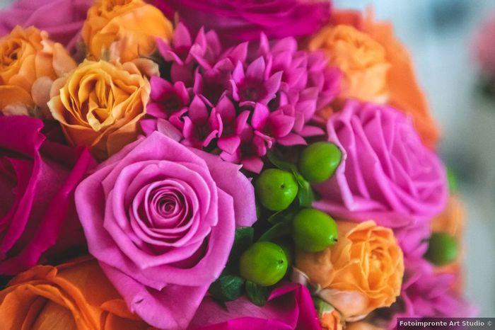 Quale combinazione floreale ti piace di più tra queste proposte? 2