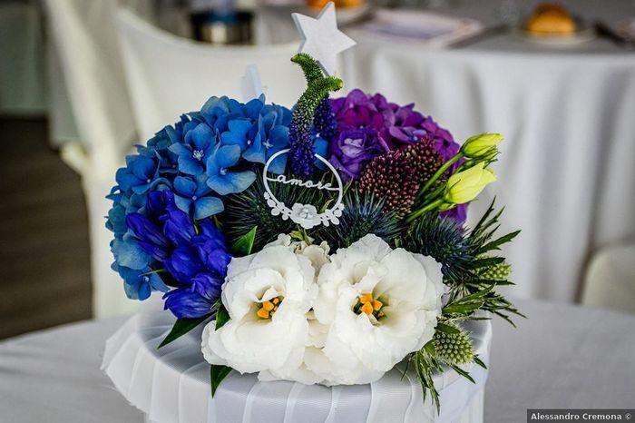 Quale combinazione floreale ti piace di più tra queste proposte? 3