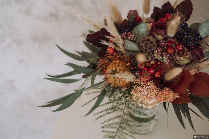 Quale combinazione floreale ti piace di più tra queste proposte? 4